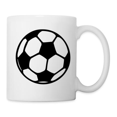 tasse pour amamteur de foot - Mug blanc