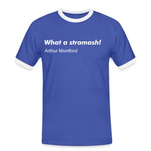 Arthur Montford - Men's Ringer Shirt