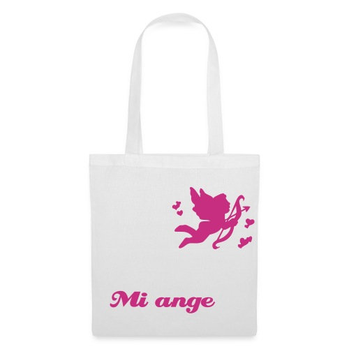 sac mi-ange mi-demon - Tote Bag