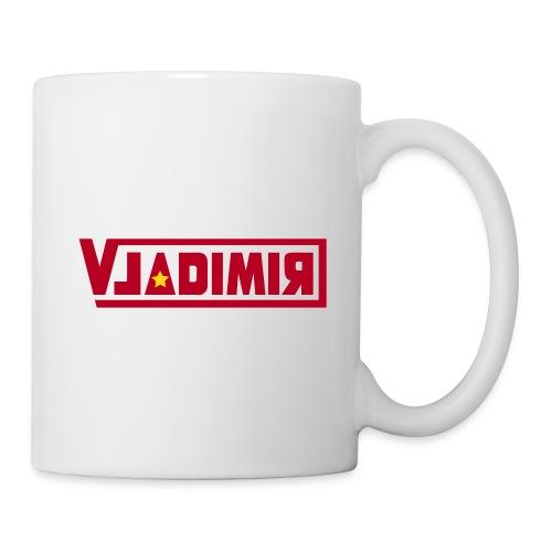 Mug Vladimir - Mug blanc