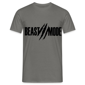 BEAST MODE TEE - Men's T-Shirt