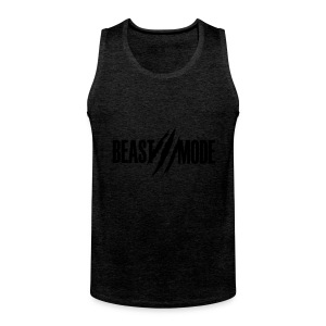 BEAST MODE TANKTOP - Men's Premium Tank Top