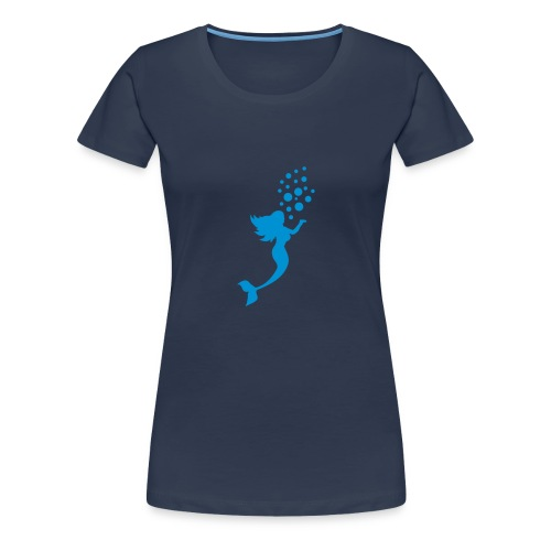 Mermaid Tears - Women's Premium T-Shirt
