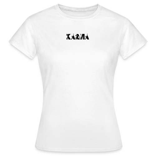 Karma T-Shirt - Women - Frauen T-Shirt