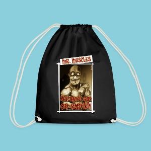 Drawstring Bag Muscle man - Drawstring Bag