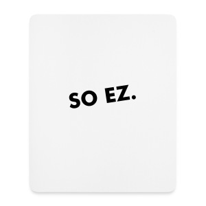 SO EZ muismat - Mouse Pad (vertical)