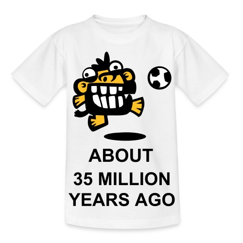 (KIDS) ABOUT 35 MILLION - Teenage T-Shirt