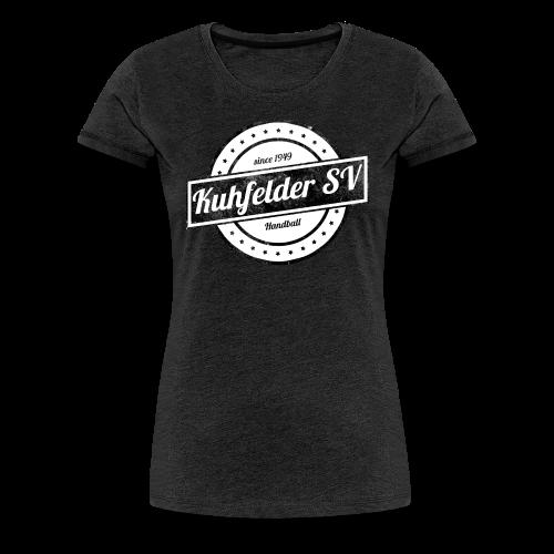 Kuhfelder SV Frauen Premium T-Shirt vintage rund - Frauen Premium T-Shirt