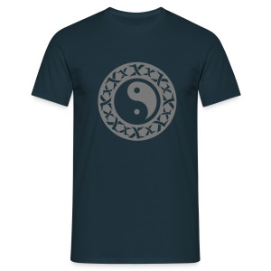 Circle Yang - Men's T-Shirt