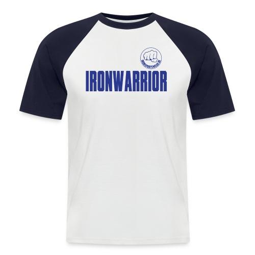 IRONWARRIOR - Männer Baseball-T-Shirt