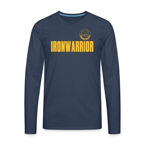 IRONWARRIOR - Männer Premium Langarmshirt