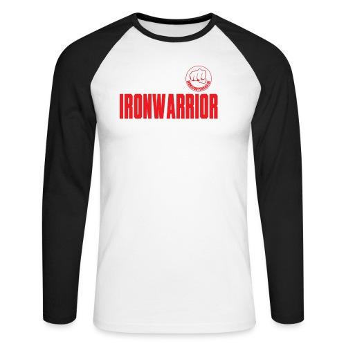 IRONWARRIOR - Männer Baseballshirt langarm