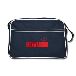 IRONWARRIOR - Retro Tasche
