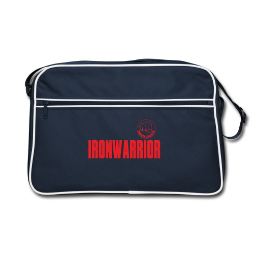 IRONWARRIOR - Retro Tasche