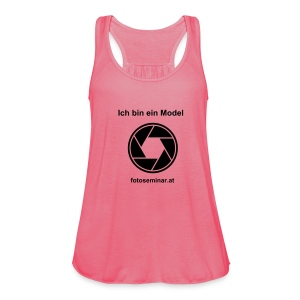Model - Frauen Tank Top von Bella