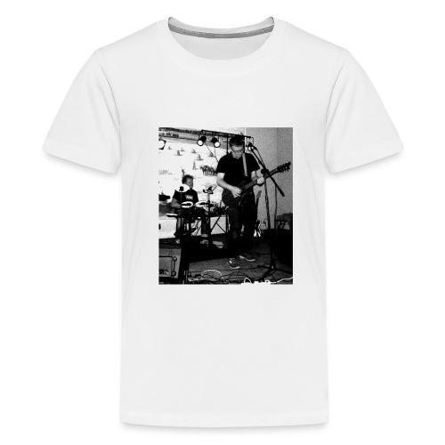 Teenie T: Bygdegård - Premium-T-shirt tonåring