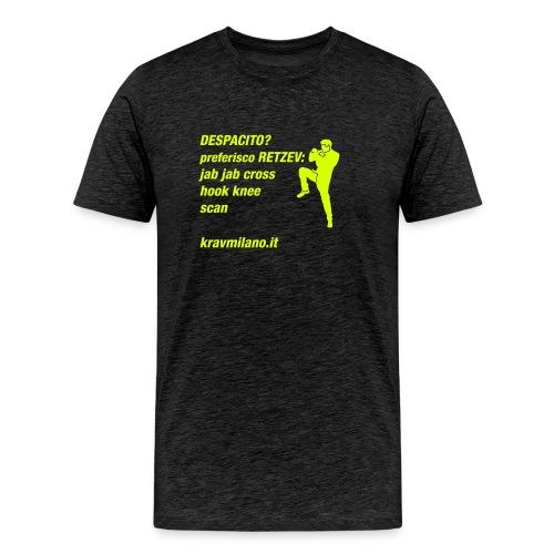 KM Retzev - Maglietta Premium da uomo