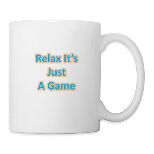 White Relax Mug - Mug