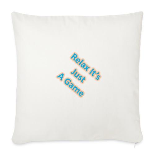 Relax Pillow Case - Sofa pillow cover 44 x 44 cm
