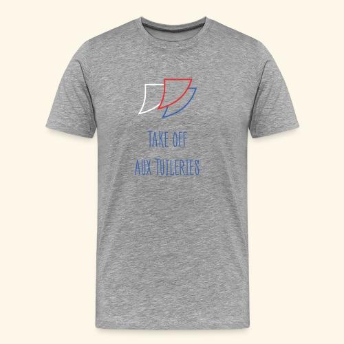 Take off H - T-shirt Premium Homme