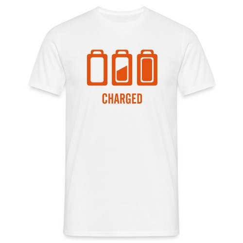 charged - T-shirt Homme