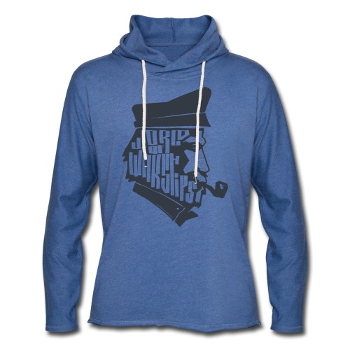 Captain Collection - Hoodie - Light Unisex Sweatshirt Hoodie