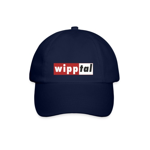 Schildkappe Blau Wipptal - Baseballkappe