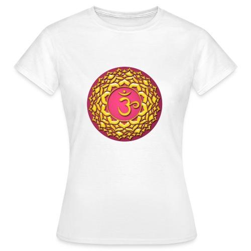 Om Zeichen - Frauen T-Shirt