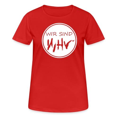 Damen Funktionsshirt - Frauen T-Shirt atmungsaktiv