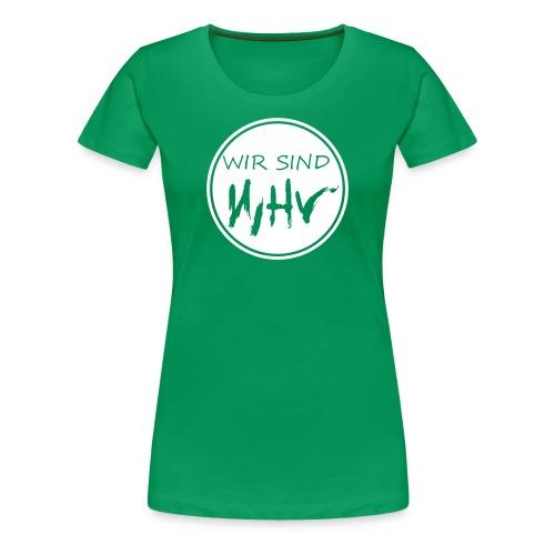 Damen Premium T-Shirt - Frauen Premium T-Shirt