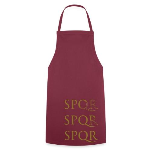 Delantal de cocina SPQR - Delantal de cocina