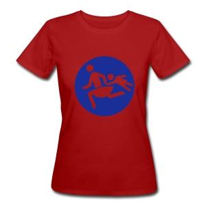 Running Mamas - organic - Frauen Bio-T-Shirt