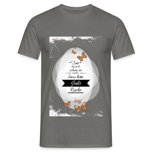Kannst du so machen - Männer T-Shirt