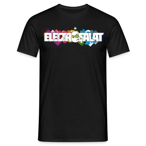 EleCtroSalat Shirt 1 - Männer T-Shirt