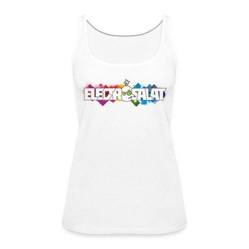 Premium Tank Top Girl - Frauen Premium Tank Top