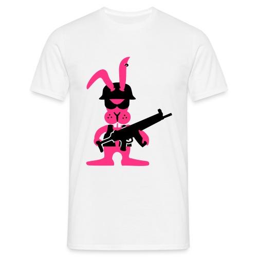 War Bunny - Herre-T-shirt