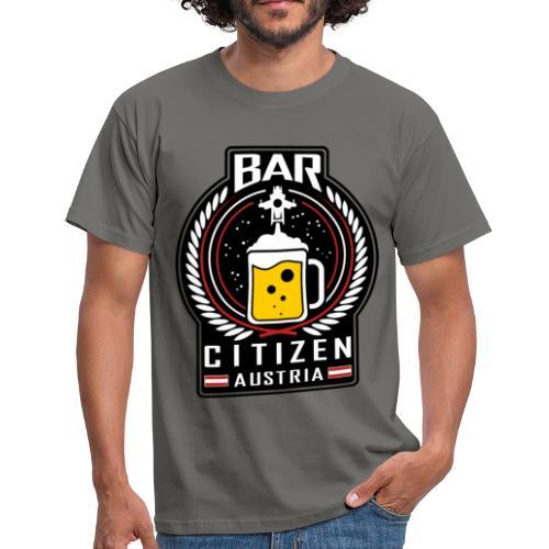 Bar Citizen Austria T-Shirt - Männer T-Shirt