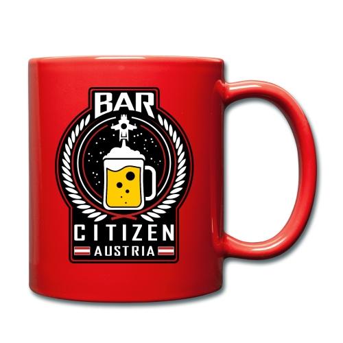 Bar Citizen Austria Tasse - Tasse einfarbig