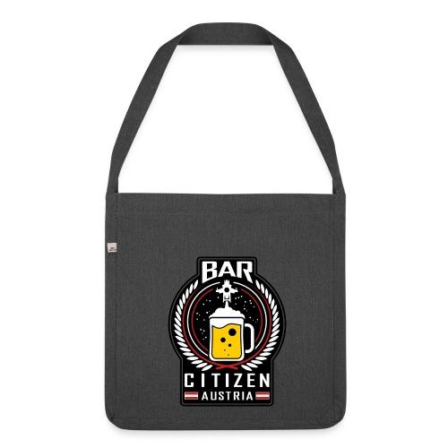 Bar Citizen Austria Tasche - Schultertasche aus Recycling-Material