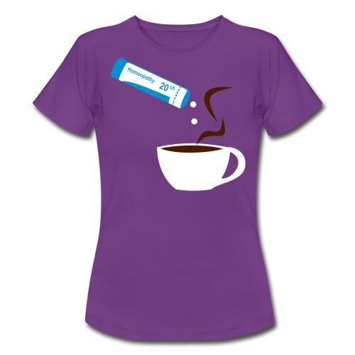 home-coffe - T-shirt Femme