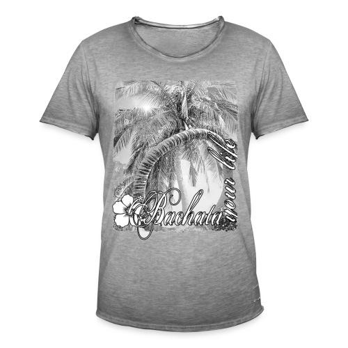 Bachata-1-2017 - T-shirt vintage Homme