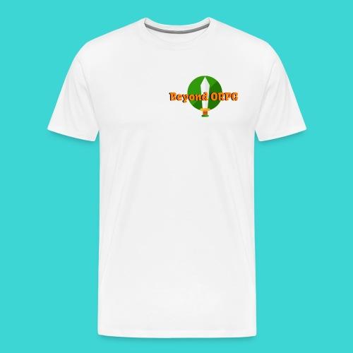 Beyond Logo Shirt - Men's Premium T-Shirt