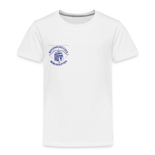 Kinder FITA Verreinshirt (Baumwolle) - Kinder Premium T-Shirt