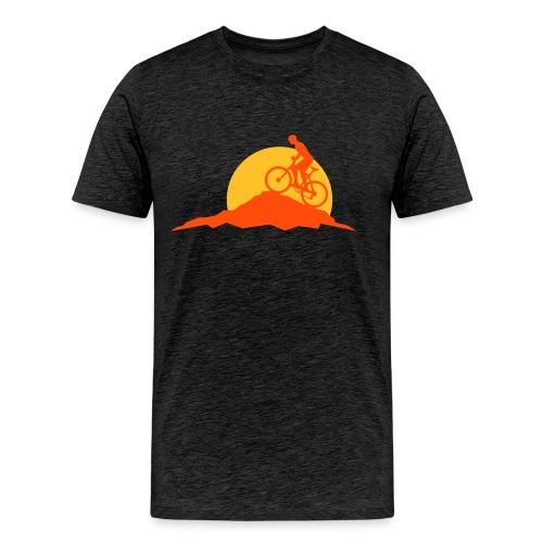 Sport - Berge Fahrrad - Männer Premium T-Shirt