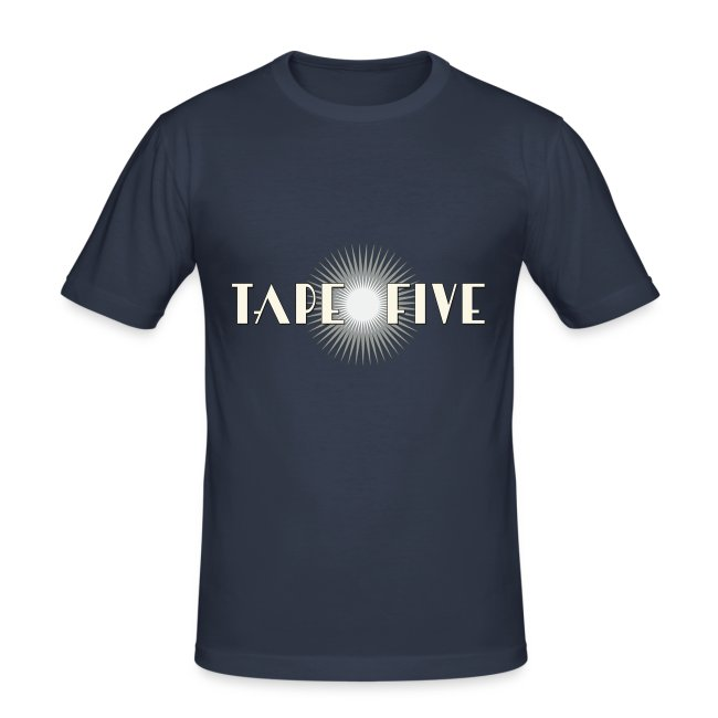 TAPE FIVE star branding, male