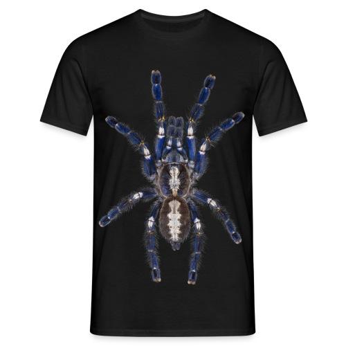 Poecilotheria T-Shirt (Front) - Men's T-Shirt