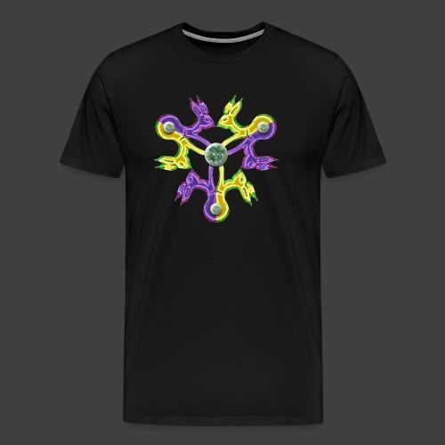 Hare Fidget Spinner ANBB - Men's Premium T-Shirt