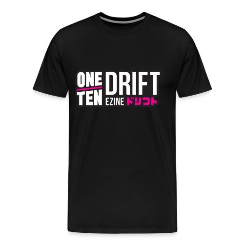 ONE/TEN Drift Ezine - Men's Premium T-Shirt