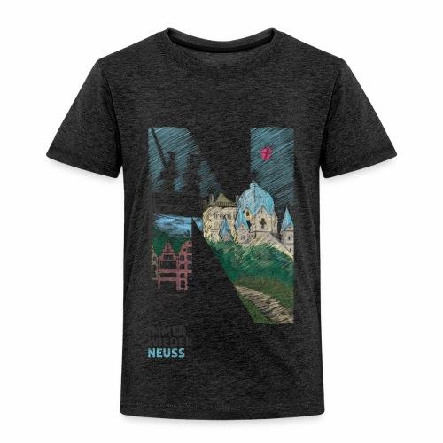 Immer wieder Neuss Kinder T-shirt - Kinder Premium T-Shirt