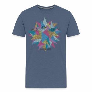 Aus dem Leben Männer T-shirt - Männer Premium T-Shirt